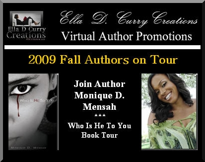 Monique Mensah Tour l